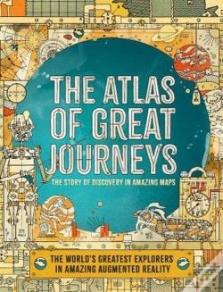 Wook.pt - The Atlas Of Great Journeys And Explorers