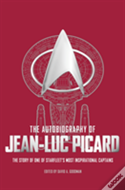 Wook.pt - The Autobiography Of Jean Luc Picard