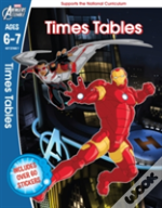 The Avengers: Times Tables, Ages 6-7
