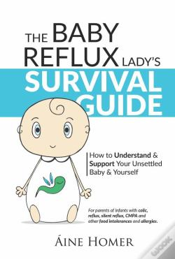 Wook.pt - The Baby Reflux Lady'S Survival Guide