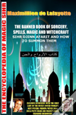 The Banned Book Of Sorcery, Spells, Magic And Witchcraft