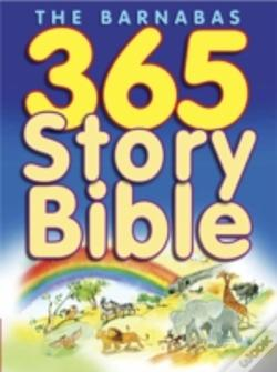 Wook.pt - The Barnabas 365 Story Bible