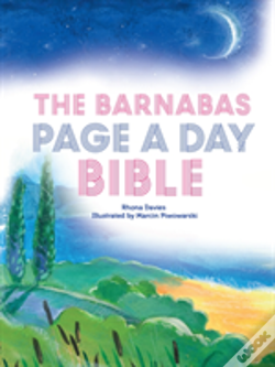 Wook.pt - The Barnabas Page-A-Day Bible
