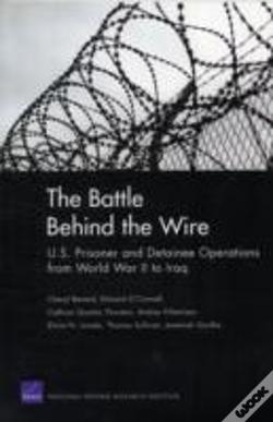 Wook.pt - The Battle Behind The Wire