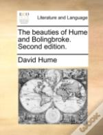 The Beauties Of Hume And Bolingbroke. Se