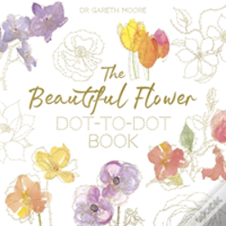 Wook.pt - The Beautiful Flower Dot-To-Dot Book
