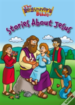 Wook.pt - The Beginner'S Bible Stories About Jesus