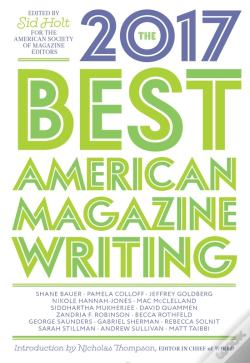 Wook.pt - The Best American Magazine Writing 2017