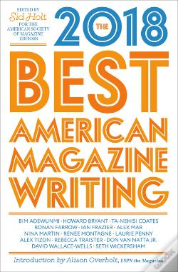 Wook.pt - The Best American Magazine Writing 2018