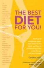 The Best Diet For You!