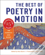 The Best Of Poetry In Motion 8211 Ce