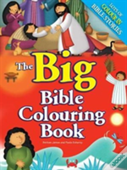 Wook.pt - The Big Bible Colouring Book