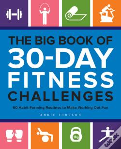 Wook.pt - The Big Book Of 30-Day Fitness Challenges