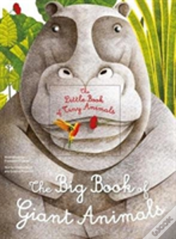 Wook.pt - The Big Book Of Giant Animals