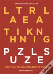 The Biggest Book Of Lateral Thinking Puzzles