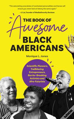 Wook.pt - The  Book Of Awesome Black Americans