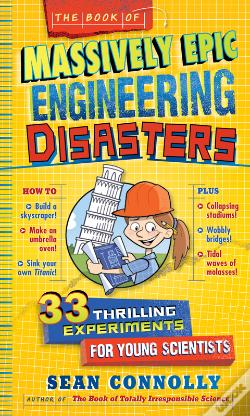 Wook.pt - The Book Of Massively Epic Engineering Disasters