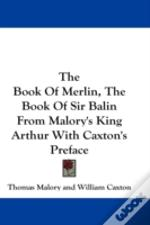 THE BOOK OF MERLIN, THE BOOK OF SIR BALI