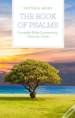 Wook.pt - The Book Of Psalms - Complete Bible Commentary Verse By Verse