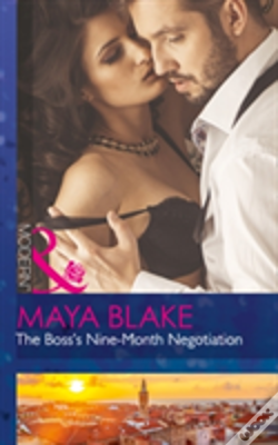 Wook.pt - The Boss'S Nine-Month Negotiation (One Night With Consequences, Book 30)