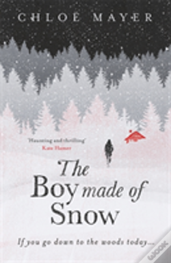 Wook.pt - The Boy Made Of Snow