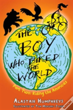 Wook.pt - The Boy Who Biked The World