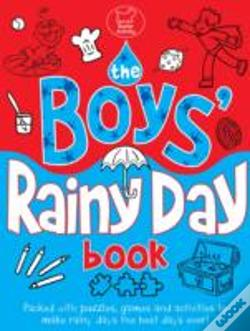 Wook.pt - The Boys' Rainy Day Book