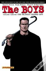 The Boys Volume 12: The Bloody Doors Off - Garth Ennis Signed