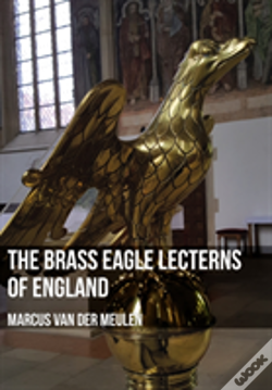 Wook.pt - The Brass Eagle Lecterns Of England