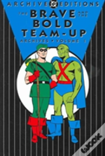 The Brave And The Bold Team Up