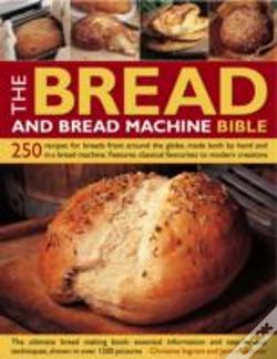 Wook.pt - The Bread And Bread Machine Bible