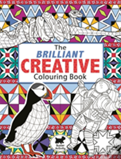 Wook.pt - The Brilliant Creative Colouring Book