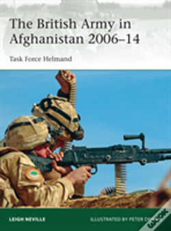 Wook.pt - The British Army In Afghanistan 2006-14