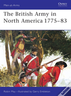 Wook.pt - The British Army In North America, 1775-83