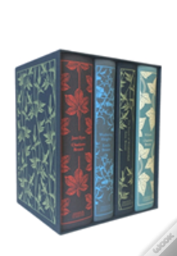 Wook.pt - The Bronte Sisters (Boxed Set)