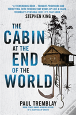 Wook.pt - The Cabin At The End Of The World