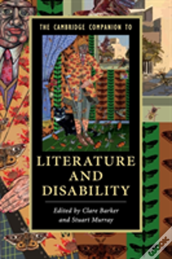 Wook.pt - The Cambridge Companion To Literature And Disability