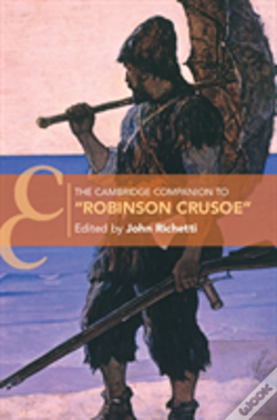 Wook.pt - The Cambridge Companion To 'Robinson Crusoe'