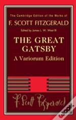 The Cambridge Edition Of The Works Of F. Scott Fitzgerald