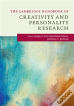 The Cambridge Handbook Of Creativity And Personality Research