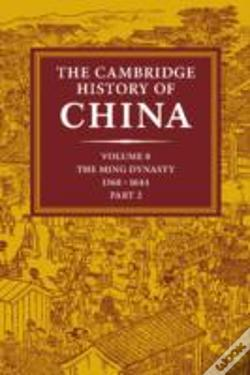 The Cambridge History of China. Volume 8