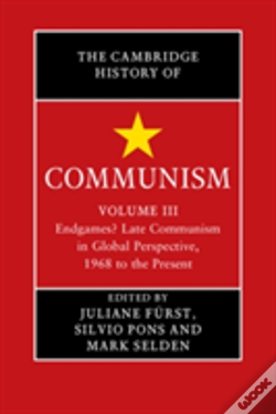 Wook.pt - The Cambridge History Of Communism