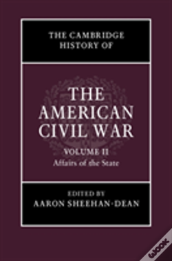 Wook.pt - The Cambridge History Of The American Civil War