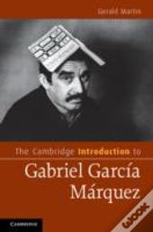 The Cambridge Introduction To Gabriel Garcia Marquez