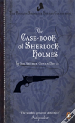 Wook.pt - The Case-Book Of Sherlock Holmes