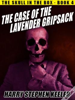 Wook.pt - The Case Of The Lavender Gripsack