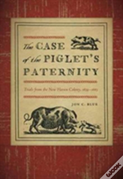 Wook.pt - The Case Of The Piglet'S Paternity