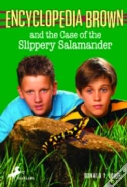 Wook.pt - The Case Of The Slippery Salamander