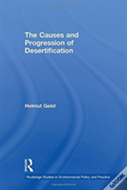Wook.pt - The Causes And Progression Of Deser