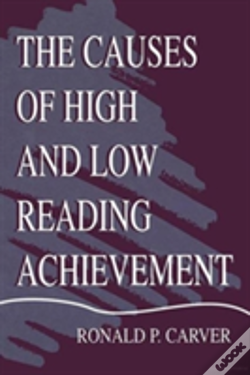 Wook.pt - The Causes Of High And Low Reading Achievement